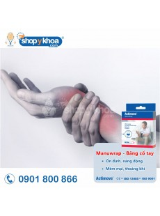 Băng cổ tay - ManuWrap