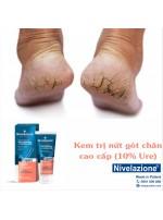 Kem phục hồi da chân và trị nứt nẻ gót chân 10% Urea Nivelazione