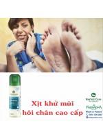 Xịt khử mùi chân cao cấp Herbal Care my nature