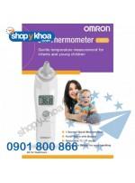 Nhiệt kế điện tử đo tai Omron TH839S