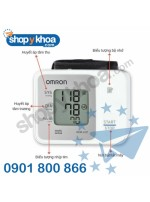 Máy đo huyết áp tự động Omron HEM-6121