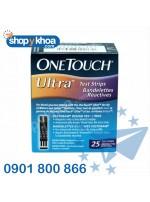 Que thử đường huyết One Touch Ultra